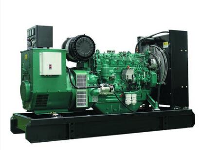 泰州全新上柴200kw大型柴油发电机组