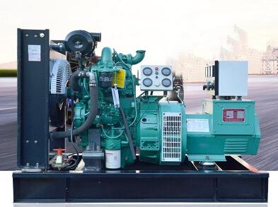 泰州全新上柴50kw大型柴油发电机组