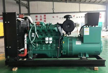 泰州全新潍柴150kw大型柴油发电机组