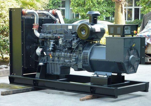 泰州全新本田150kw大型柴油发电机组