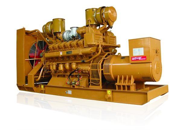 泰州济柴190kw系列柴油发电机组