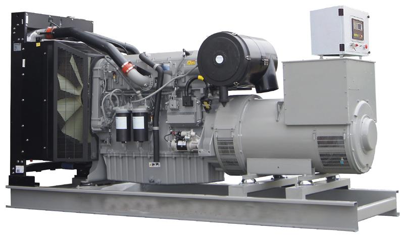 泰州帕金斯系列柴油发电机组