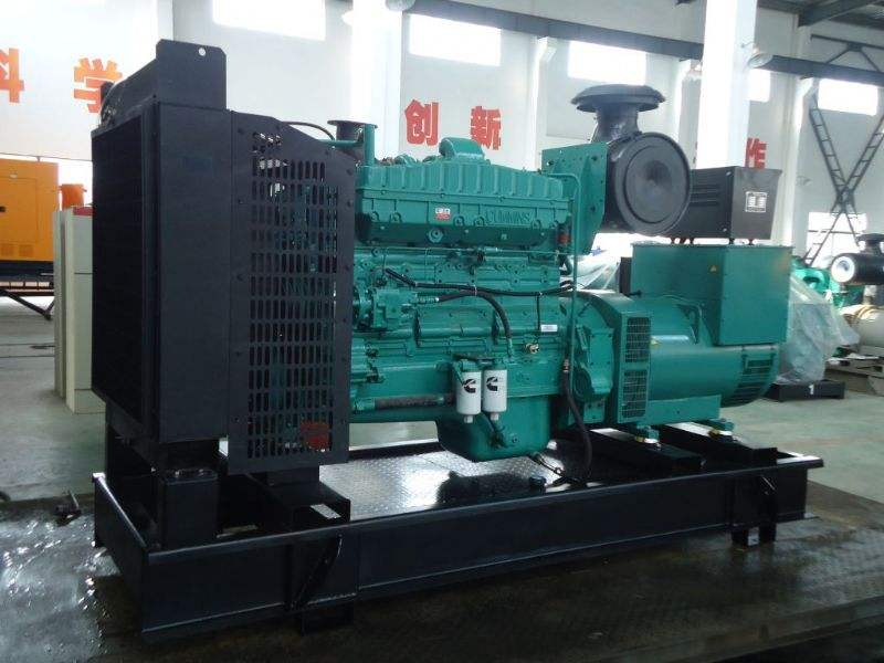 兴化县250kw康明斯发电机出租
