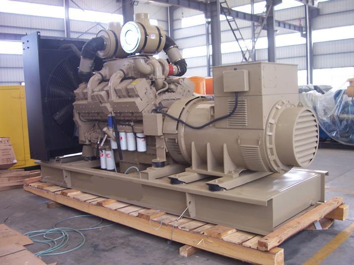 海陵县400kw发电机