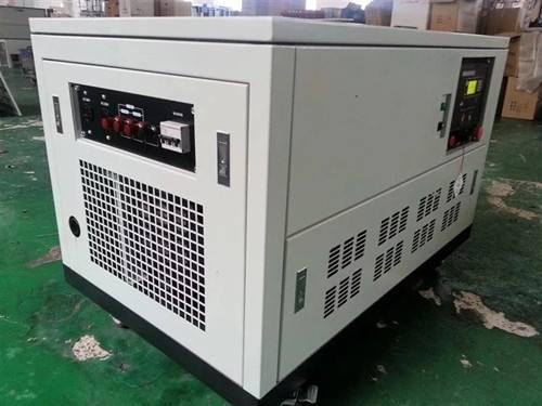 泰州海陵县30千瓦静音发电机