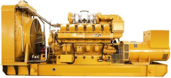 泰州应急发电机-700KW-2500KW济柴柴油发电机组