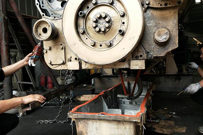 泰州柴油发电机维修