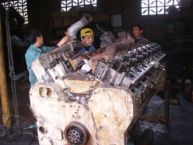 泰州柴油机大修注意事项