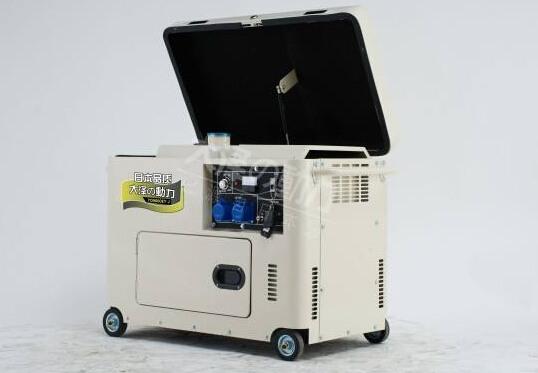泰州二手科克8kw小型柴油发电机组