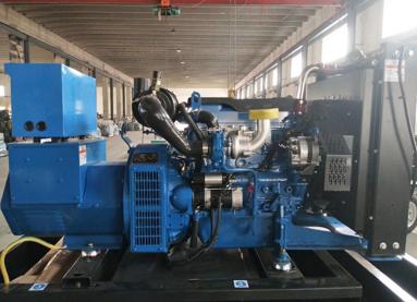 泰州观音山县泰豪200kw大型柴油发电机组