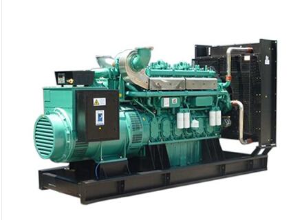 泰州亭湖县宗申动力400kw大型柴油发电机组