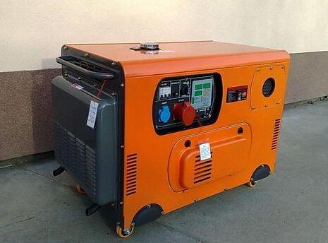 泰州二手科克10kw小型柴油发电机组