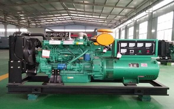 泰州二手常柴400kw大型柴油发电机组