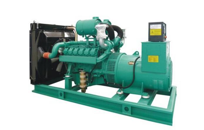 泰州二手 科克200kw大型柴油发电机组