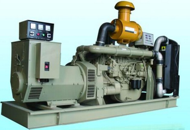 泰州二手常柴250kw大型柴油发电机组