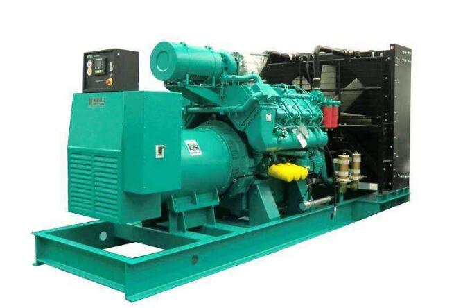 泰州二手科克300kw大型柴油发电机组
