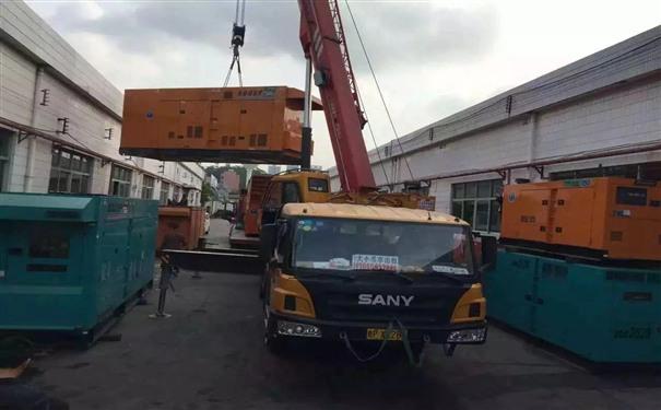 泰州二手开普300kw大型柴油发电机组
