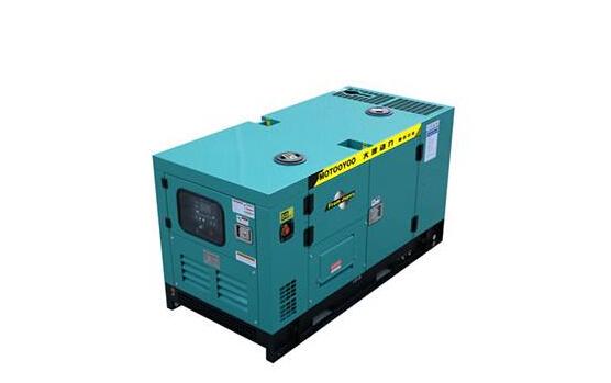 泰州二手科克50kw小型柴油发电机组