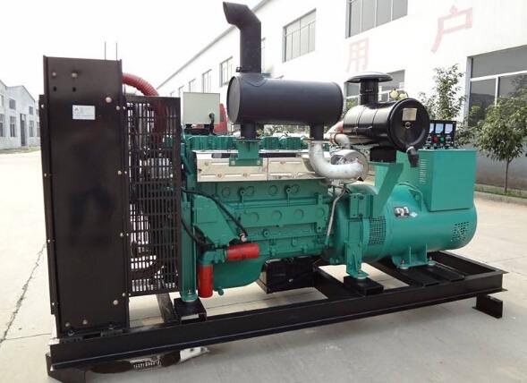 泰州泰兴二手潍柴400kw大型柴油发电机组