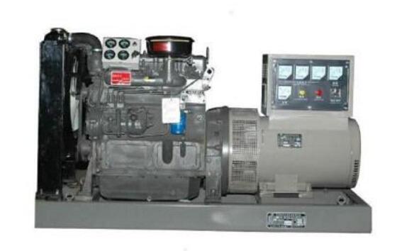 泰州泰兴二手潍柴200kw大型柴油发电机组