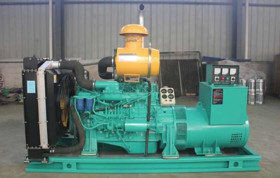 泰州泰兴二手潍柴250kw大型柴油发电机组